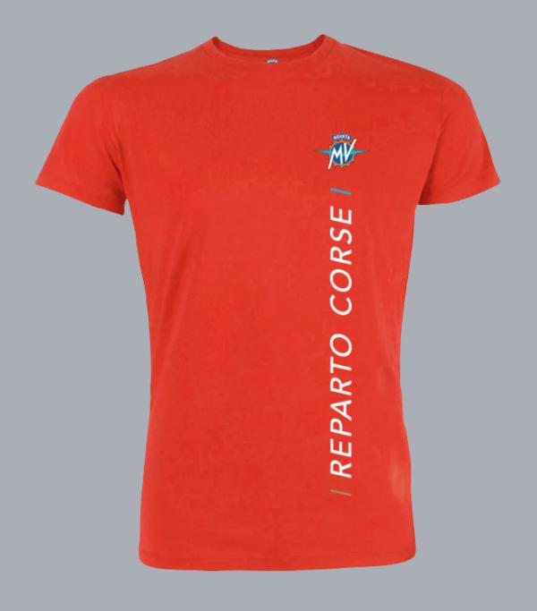 Reparto Corse T-Shirt Red