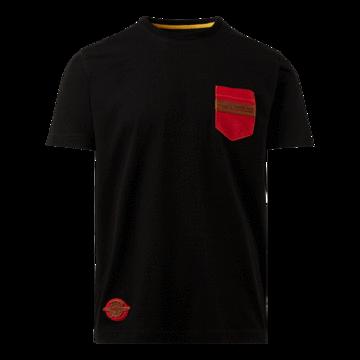 Fekete Superveloce póló