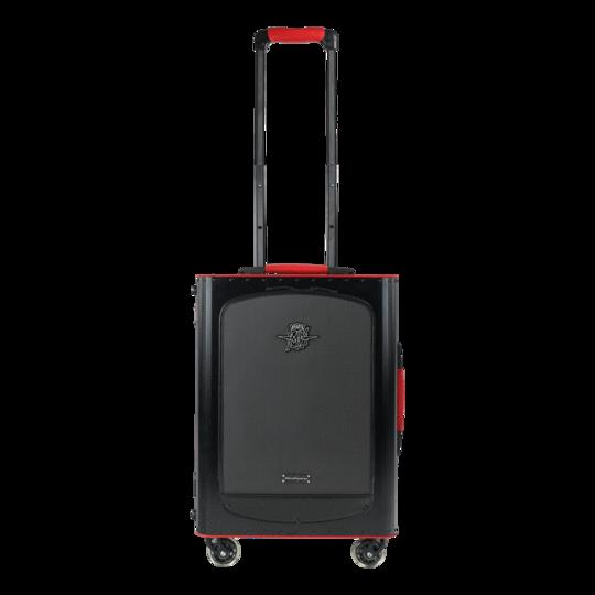 TecknoMonster Titanium bőrönd fékkel