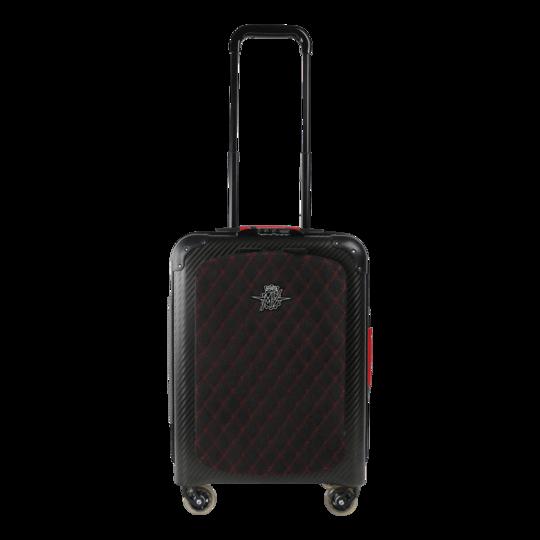 TecknoMonster Carbon közepes bőrönd