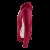 Cipzáros foltos pulóver