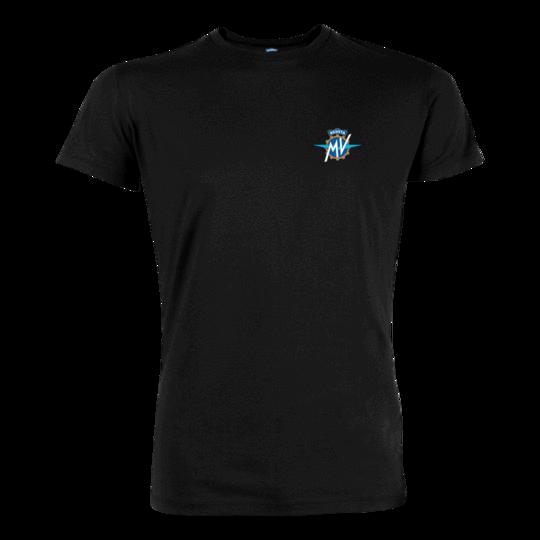 Reparto Corse fekete póló