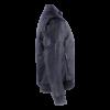 Kivehető ujjú kabát